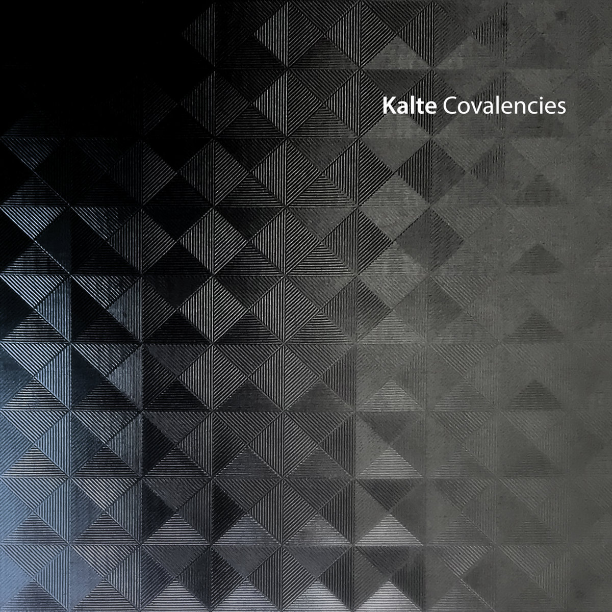 Kalte - Covalencies Cover